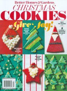 BH&G Christmas Cookies