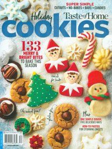 Taste Of Home Holiday Cookies 2020